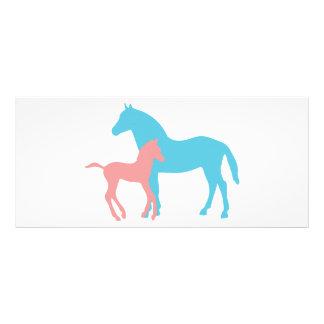 Señal rosada azul del custmo de la silueta del cab lona publicitaria