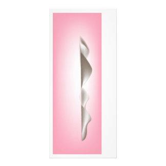 señal rosada de la polaroid 3D Lona
