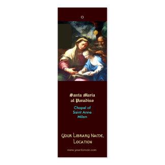 Señal - Santa María Tarjetas Personales