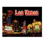 Señales de neón coloridas, Las Vegas, Nevada