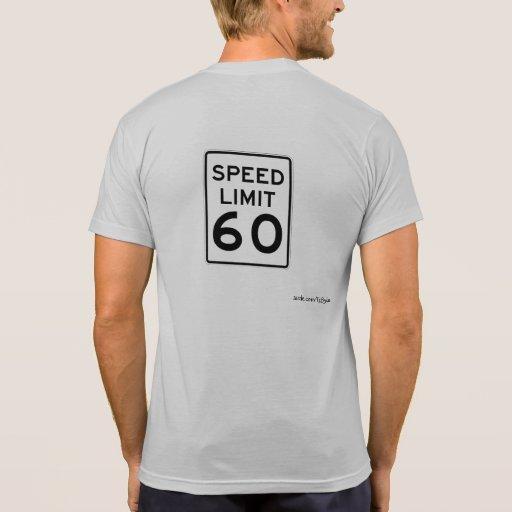 Señales de tráfico 8 camisetas