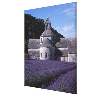 Senanque Abbey Gordes Vaucluse Provence 2 Canvas Prints