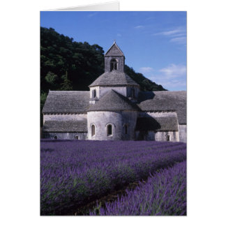 Senanque Abbey Gordes Vaucluse Provence 2 Card