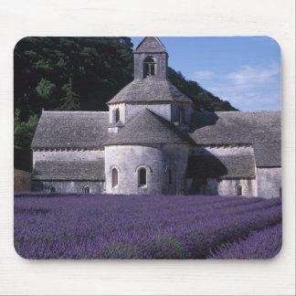 Senanque Abbey Gordes Vaucluse Provence 2 Mouse Pads