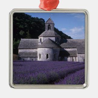 Senanque Abbey Gordes Vaucluse Provence 2 Christmas Ornament