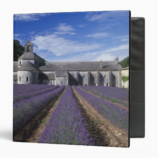 Senanque Abbey Gordes Vaucluse Provence 3 Ring Binders