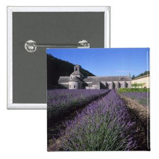 Senanque Abbey Gordes Vaucluse Provence Button