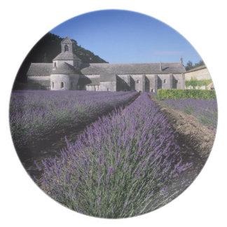 Senanque Abbey Gordes Vaucluse Provence Plates