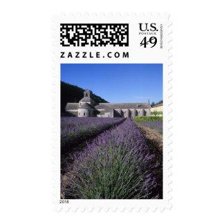 Senanque Abbey Gordes Vaucluse Provence Stamp