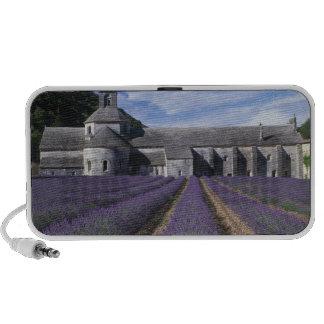 Senanque Abbey Gordes Vaucluse Provence iPhone Speakers