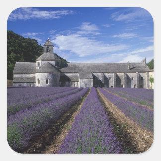 Senanque Abbey Gordes Vaucluse Provence Stickers