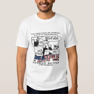 Senate and Presidential Offices for sale Shirt