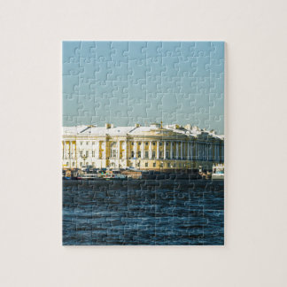 Senate and Synod Building Jigsaw Puzzle
