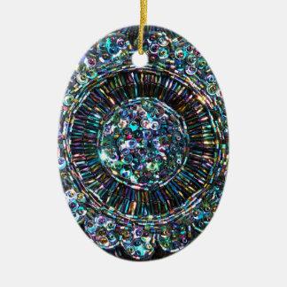 Senate Bling - Ceramic Ornament