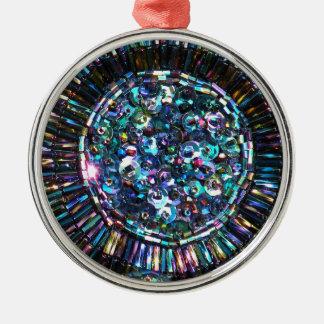 Senate Bling - Metal Ornament