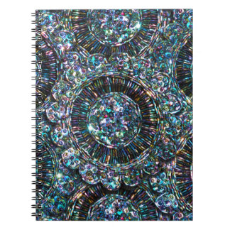 Senate Bling - Spiral Notebook