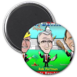 Senate Republicans 2 Inch Round Magnet