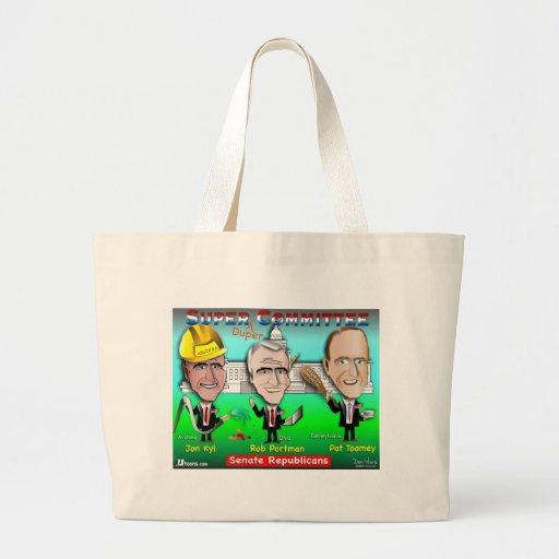 Senate Republicans Large Tote Bag