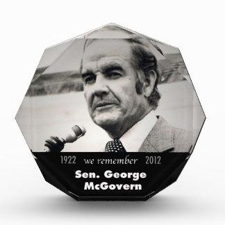 Senator George McGovern 1922-2012 Award