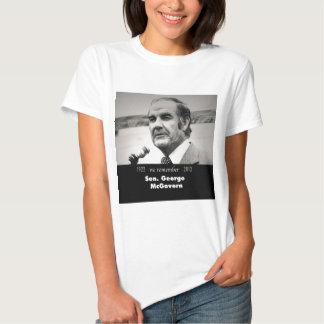 Senator George McGovern 1922-2012 T Shirt