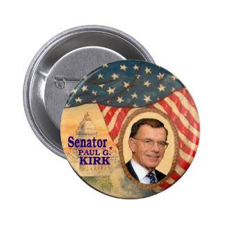 Senator Paul Kirk Pin
