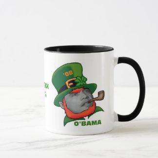 Senator Shamrock O'Bama Mug