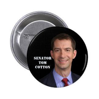 Senator Tom Cotton Button