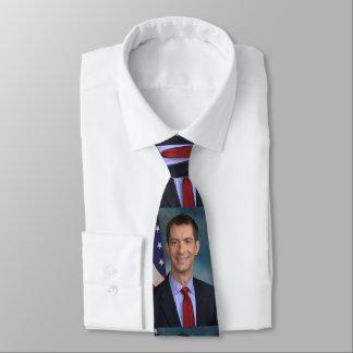 Senator Tom Cotton Tie