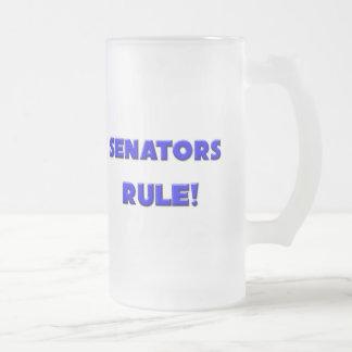 Senators Rule! Coffee Mugs