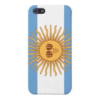 ¡Sencillito y Carismático! Cover For iPhone SE/5/5s