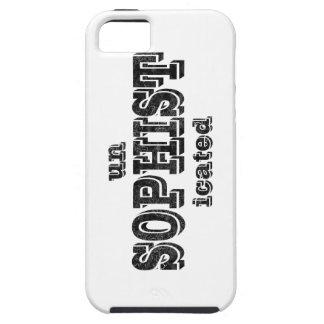 sencillo iPhone 5 carcasas