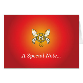 Send a Special Note from the Tooth Fairy! Card