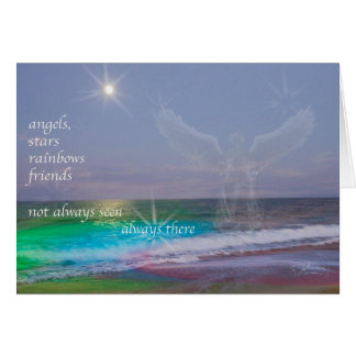 Send an Angel! - card