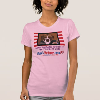 Send Barbara Boxer To The Pound In 2010 Shirts