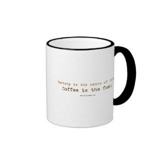 Send Coffee slogan - mug