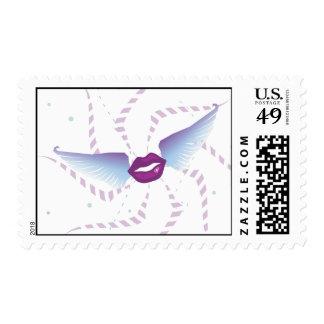 Send Flying Kisses Express Postage