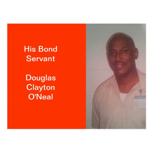 Send friends and family a reminder for Doug! Postcard