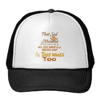 Send in the Recon Chip Trucker Hat
