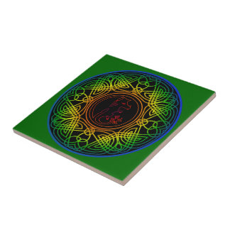 Send it Gaelic of protection with Dragoon - M1 Ceramic Tile