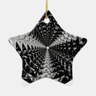 Send it II Ceramic Ornament