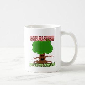 Send Letter Trees Win Design Coffee Mug