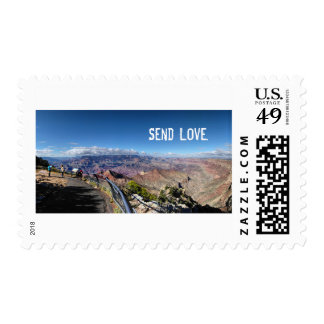 Send Love Stamps