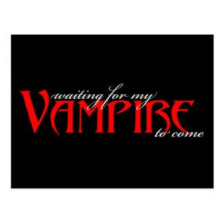 Send me a vampire... postcard