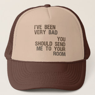 ed0264c71b2 Send Me to Your Room Trucker Hat