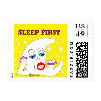Send Out the Message of Sleep Postage