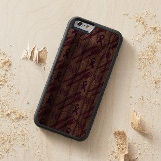 Send Spoons Carved Walnut iPhone 6 Bumper Case