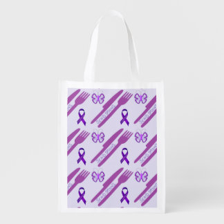 Send Spoons Reusable Grocery Bag