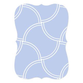 Sendero azul de Alicia mini en jardín inglés del