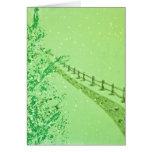 Sendero verde felicitaciones