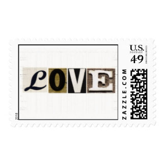 sendin' the LOVE Postage Stamps